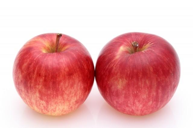 2個のりんご